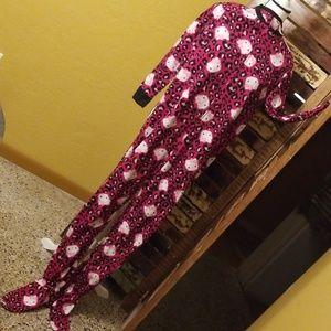 Footie pajamas Hello Kitty